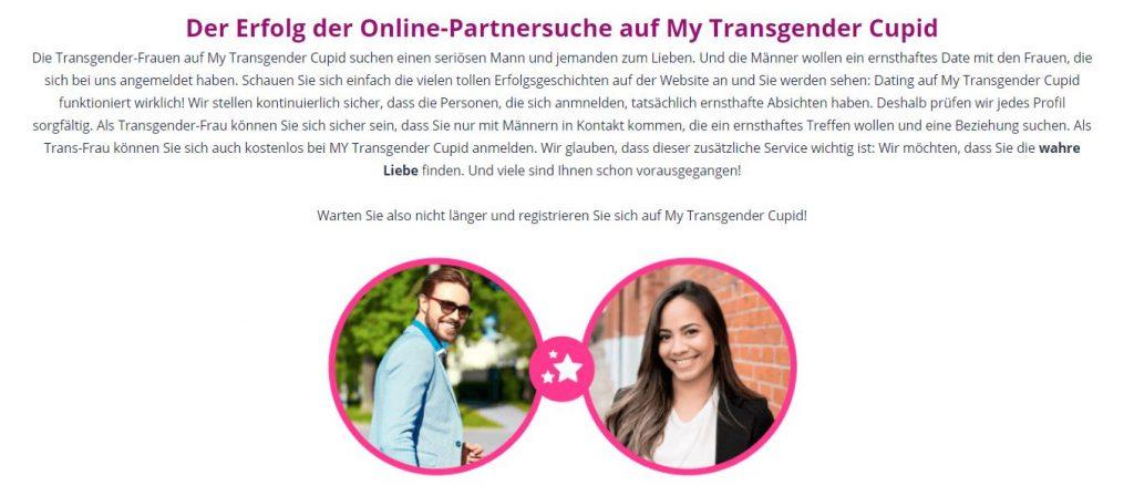 My Transgender Cupid Liebesaffäre